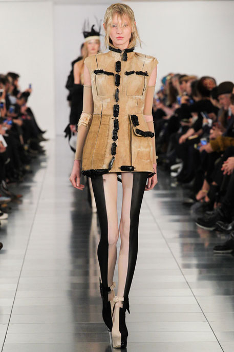 John Galliano for Maison Margiela Spring 2015 Couture