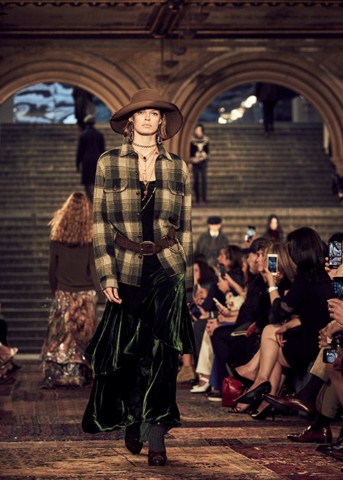 Ralph Lauren Fall 2018 Ready-to-Wear