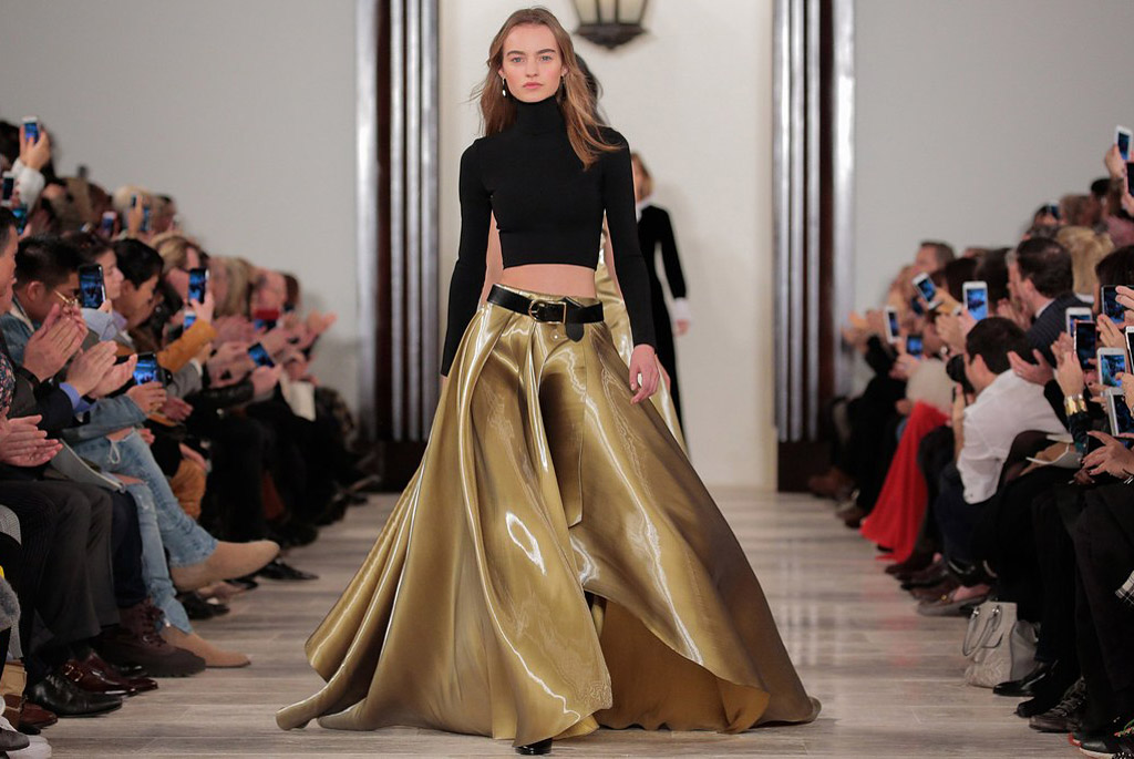 Ralph Lauren Spring 2014 Ready-to-Wear