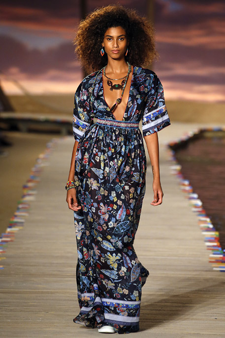 Tommy Hilfiger Ready to Wear Spring 2016