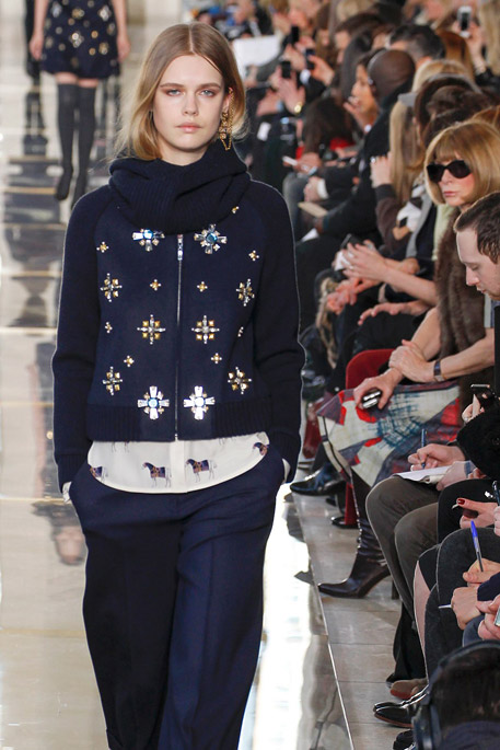 Tory Burch Fall/Winter 14